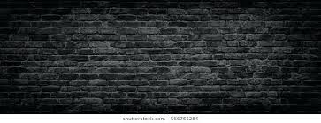 black stone wall texture. Black Brick Wall Dark Texture Stone Blocks High Resolution Panorama Wallpaper .