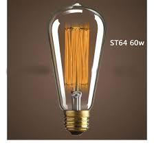 Edison Light Stand E26 Bulb Edison Retro Pendant Light Lamp Holder Wire