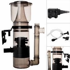 Water Filter Supplies Amazoncom Safstar Aquarium Protein Skimmer With 530gph Pump