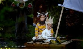 creative sibling costumes ideas where the wild things are
