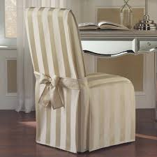 Home Decor Cozy Parsons Chair Slipcovers And Dining Room Fabulous