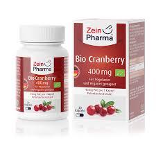 Bio Cranberry 400 Mg 30 Kapseln