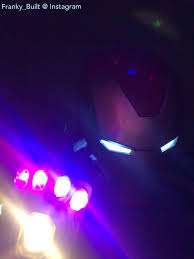 Epic Lighting Leds What Would An Iron Man Suit Be Without Some Epic Lights I