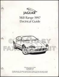 1997 jaguar xk8 electrical guide wiring diagram original