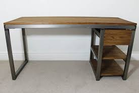 industrial furniture table. Contemporary Table Vintage Industrial Desks Bespoke Custom Style Office Amazing  Furniture Desk Throughout Table