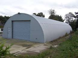 curved corrugated steel sheets agricultural building andover hampshire
