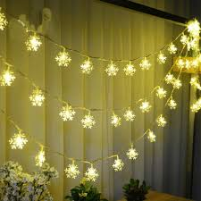 Battery Operated Lights Christmas Outdoor Buy Biowow Christmas Lights Outdoor Battery Operated 2 5m