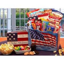 gift basket dropshipping america the beautiful snack gift box large walmart