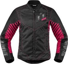 icon wireform lady women s clothing pink gorgeous icon leather jackets uk