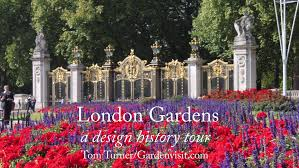 Small Picture London Gardens Parks Walk design and history garden tour guide