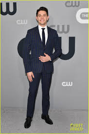 Cole Sprouse Kj Apa And еще Riverdale Stars Hit Up Cw Upfronts
