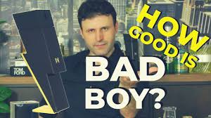 <b>Carolina Herrera BAD BOY</b> Fragrance REVIEW | MAX FORTI ...