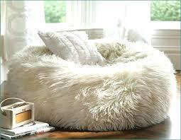 fluffy bean bag chair cool fur bean bag chair home and design furry bean bag chair fuzzy bean bag chair