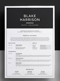 Amazing Resume Templates Delectable Amazing Resume Template 48 48 Interesting Cv Templates Commonpence