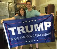 Image result for make america great again flag