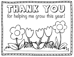 Thank You Coloring Pages 39457 Octaviopazorg