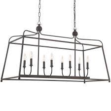 libby langdon for crystorama sylvan 8 light dark bronze chandelier