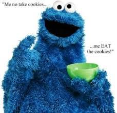 cookie monster eating cookies wallpaper. Beautiful Cookies To Cookie Monster Eating Cookies Wallpaper
