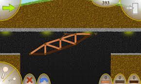 Wooden Bridge Game Simple EdbaSoftware Wood Bridges