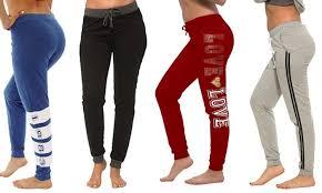 Coco Limon Womens Plus Size Cotton Blend Jogger Pants Groupon