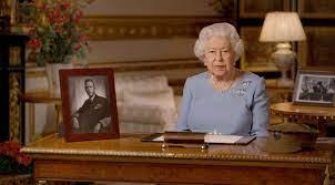 エリザベス 女王 スピーチ