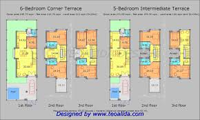 3 Bedroom Apartment Plans Photo  3 Beautiful Pictures Of Design Apartment Blueprints