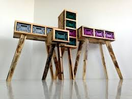 used pallet furniture. Pallets Used As Building Material For Modern Furniture Pallet C