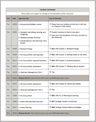 weekly syllabus template how to write a syllabus middle school teachers teacher and school