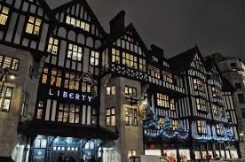 top 5 best christmas stores in london