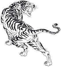 chinese tiger drawing. Interesting Tiger Pin By Ed R In Chinese Tiger Drawing G