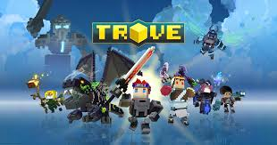 Trove A Voxel Mmo Adventure From Trion Worlds