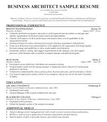 Obiee Architect Resume Sample Resume Sample Resumes Sample Resume