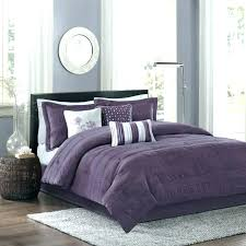 deep purple comforter set king size bed in great dark sets da dark purple comforter sets