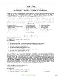 Retail Management Resume Examples Best of Assistant Manager Resume Template Best Solutions Of R RS Geer Books