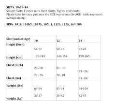 Swimsuit Sizes Size Chart Conversion Uk To Us Coreyconner