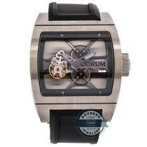 corum watches buy at best prices on chrono24 corum ti bridge tourbillon limited edition 022 700 04 0f01