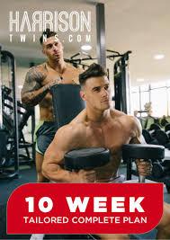 10 week lored plete plan