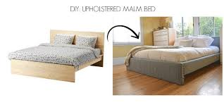 diy upholstered bed. Ikea Has Carried This Bed For So Long, It\u0027s Virtually An Icon. Therefore, I Figured I\u0027d Find Plenty Of \u201cDIY\u201d Instructions On How Diy Upholstered