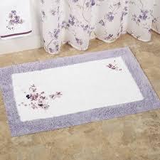 Luxury Bathroom Rugs Accessories Endearing White Euro Rubber Bathtub Bath Mats On