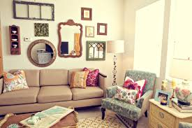 Living Room Mirrors Decoration Spectacular Wall Decorating Ideas Living Room In Furniture Home