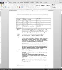 Free Office Procedures Manual Template What Is The Purpose Of A Procedure Manual Bizmanualz 20