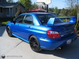 Car Challenges 2004 Subaru Impreza WRX STi vs 1995 Chevrolet ...