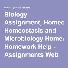 best homework assignment images homework  at assignments web we provide biology assignment help homeostasis and microbiology homework help services to the students by the best online biology