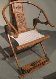 asian folding horseshoe back arm chair from beijing china amazoncom oriental furniture korean antique style liquor
