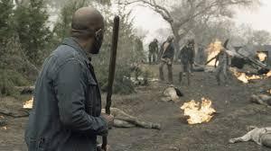 Fear The Walking Dead A Season 5 Finale With Gravel In Its