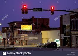 America S First Traffic Light America Downtown Macon Georgia Traffic Lights Traffic Signal