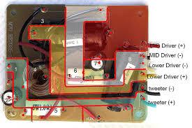 bi amping monitor 70 series ii speakers internal crossover 6792803520 jpg