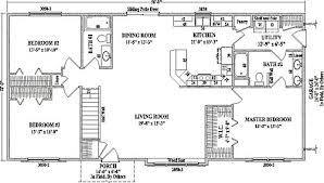 ... Large ranch style home plans Homes Floor Plans
