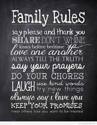 Funny Quotes About Family Simple Funny Family Rules Quotes