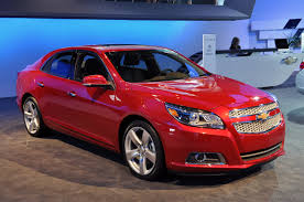 2013 Chevy Malibu - ECO model gets 38 MPG! - Toyota Yaris Forums ...